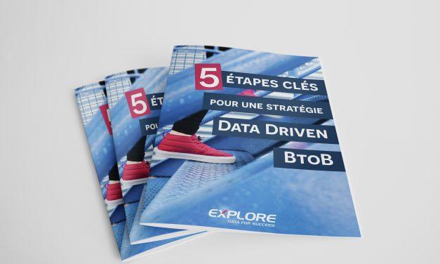 5 étapes clés pour une stratégie Data Driven