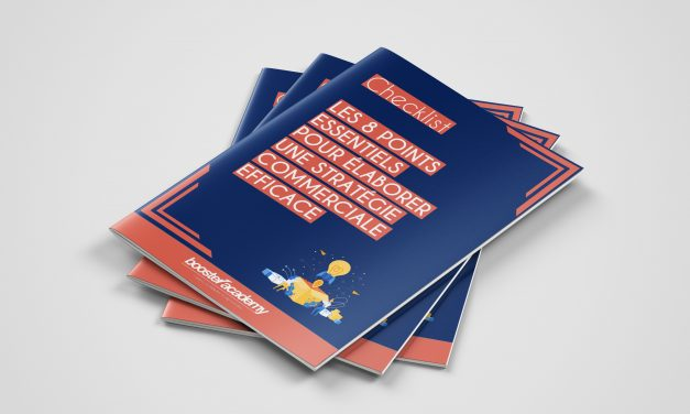 Les 8 points pour élaborer une stratégie commerciale efficace