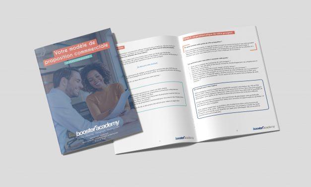 Votre modèle de proposition commerciale : A personnaliser
