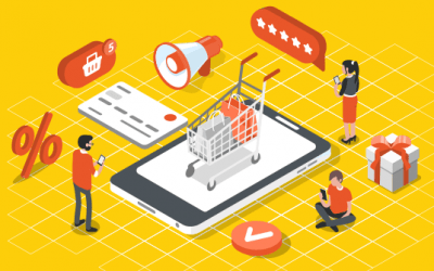 E-commerceet marketing automation