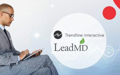 Trendline Interactive et LeadMD au service de l'Expérience Achat