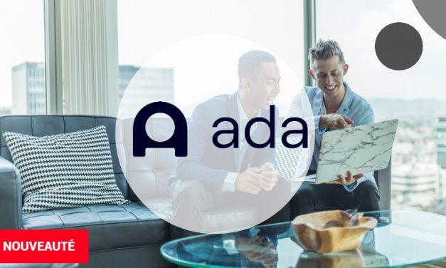 ADA développe sa plateforme d'Expérience Client