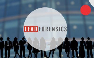 Trois nominations pour Lead Forensics aux BtoB Marketing Martech Awards