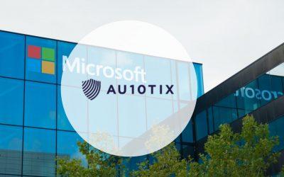 AU10TIX s'associe à Microsoft pour la vérification d'identité