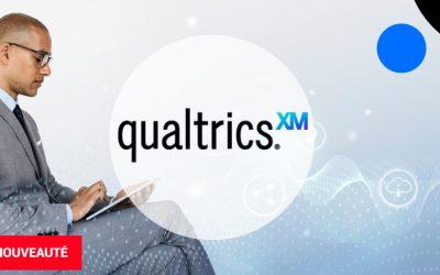 Qualtrics développe de nouvelles solutions autour de l'expérience client
