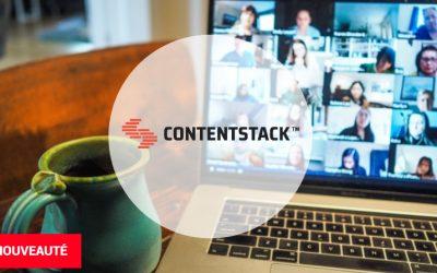 Contentstack rationalise la création de contenus