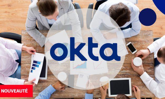 Lancement de la solution de gestion d'identité, Okta Identity Governance