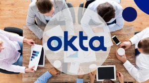 Bannière Okta