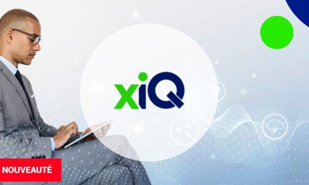 xiQ, reconnue comme l'une des meilleures expériences Web et Contenu basées sur l'ABM