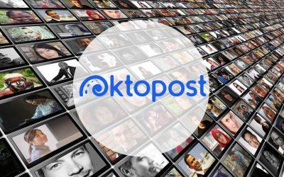 Oktopost lance sa nouvelle solution de gestion des médias dédiée aux réseaux sociaux