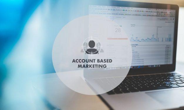 Account-Based Marketing (ABM) : les investissements en hausse en 2021