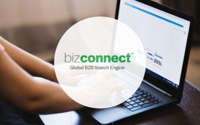 Bizconnect, leader du marketing B2B, lance le premier moteur de recherche B2B