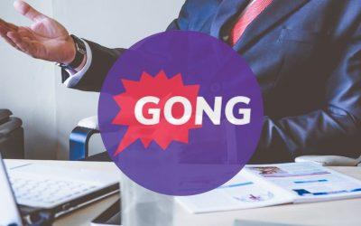 Gong, plateforme de Sales Enablement alimentée par l'IA, lève 250 millions de dollars