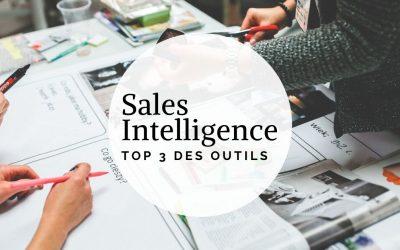 Les 3 meilleurs outils d'intelligence commerciale en marketing B2B