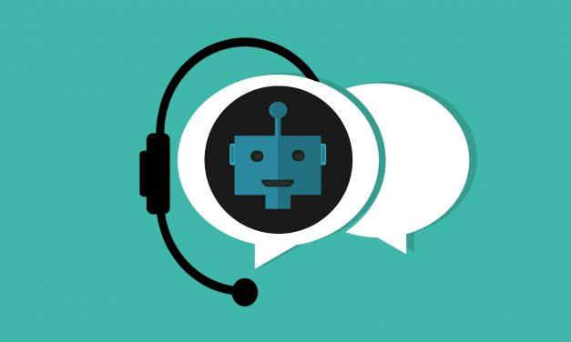 Le chatbot, pour dialoguer avec les visiteurs sans intervention humaine