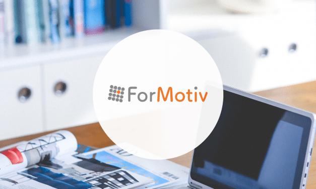ForMotiv, spécialiste de l'intelligence comportementale, a levé 6 millions de dollars