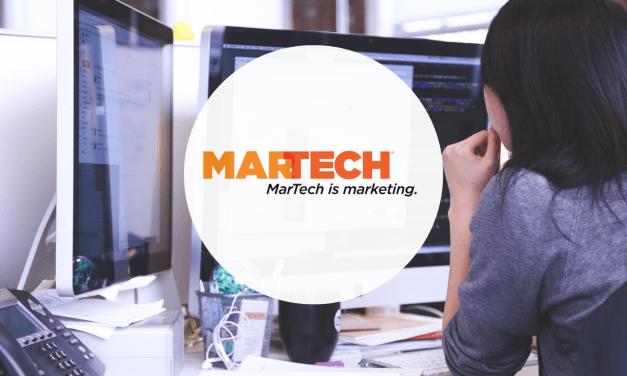 MarTech identifie un turnover élevé des outils de Marketing automation, emailing et CRM