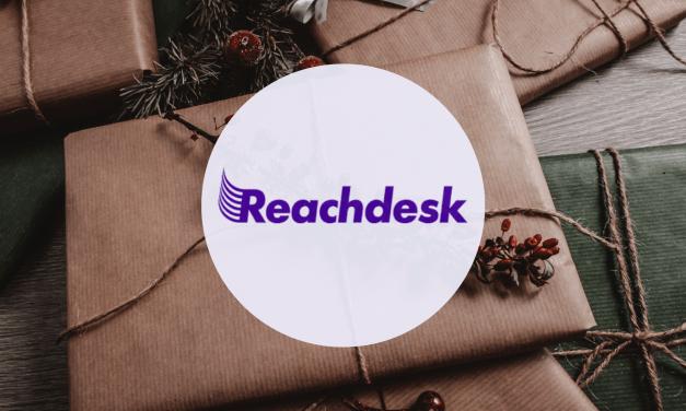 [Cadeaux clients B2B] Reachdesk lève 43 millions de dollars