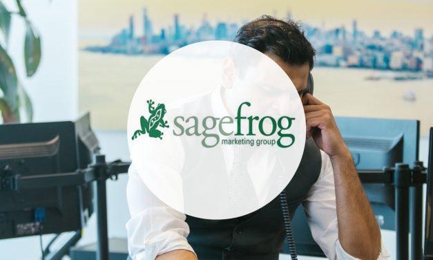 Etude SageFrog : quels ont été les principaux postes de dépense marketing cette année ?